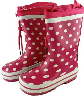 Kinder Gummistiefel Impidimpi Gr. 23 - 32 Regenstiefel Mädchen NEU