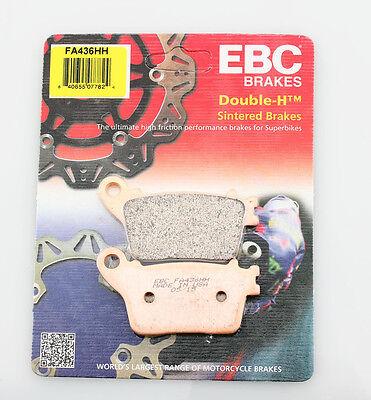 EBC Double-H Sintered Metal Brake Pads FA436HH