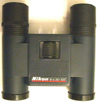 Бинокли и монокуляры Nikon LeTour 8x20F