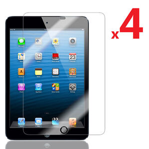 4-Ultra-Clear-Screen-Protector-Cover-Shield-Guard-for-Apple-iPad-Mini