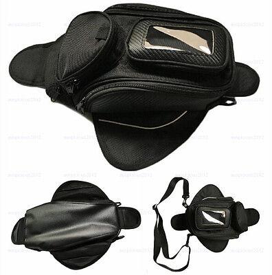 Universal Waterproof Magnetic Motorcycle Motorbike Oil Fuel Tank Bag For Phones for sale  La Puente
