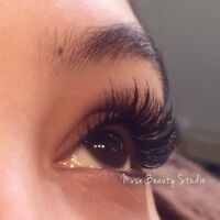 DOWNTOWN EYELASH extensions fullset 55$+