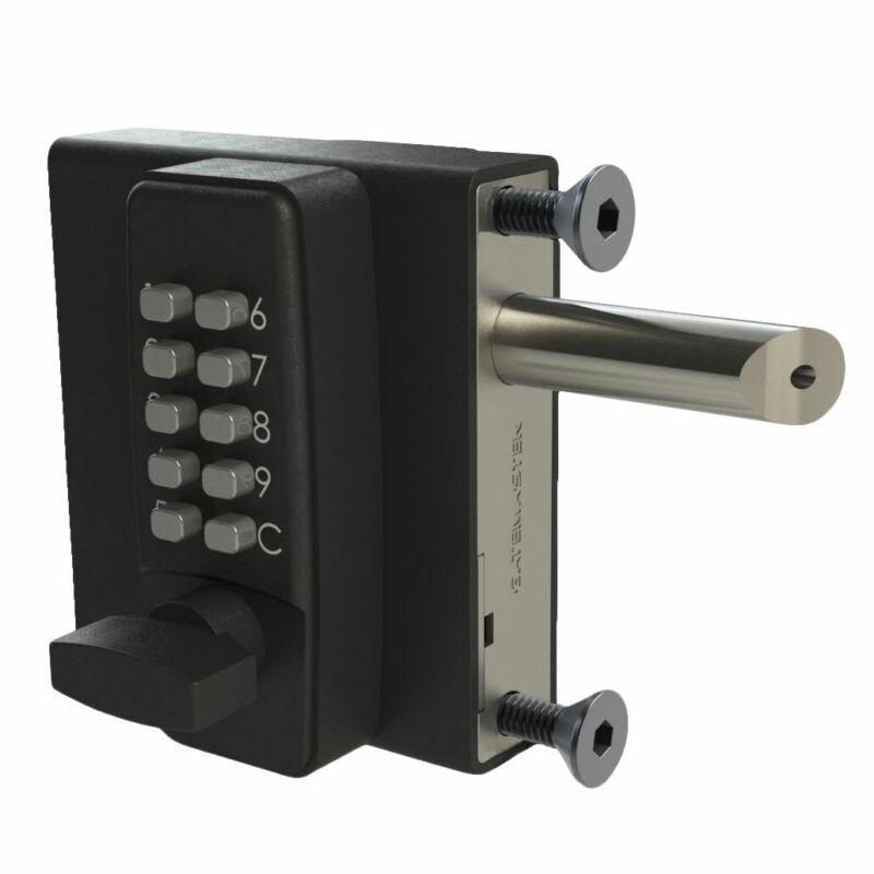 Gatemaster Digital Gate Lock Single 10-30mm LH (DGLS01L)