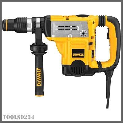 Dewalt Dwd25604k 1-34 Sds Max Combination Hammer