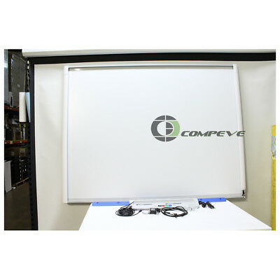 Smart Board Sbm680 Interactive Whiteboard Digital Vision Touch Wired 61.6 X 46