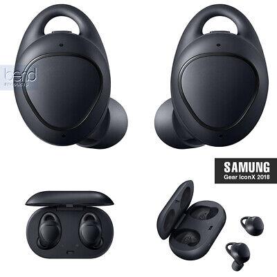 Samsung Gear IconX 2018 Edition wireless Bluetooth Fitness Earbuds Black