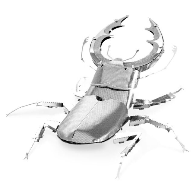 Metal Earth: Stag Beetle (Hirschkäfer)
