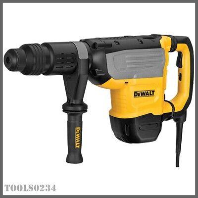 Dewalt D25773k 15-amp 2 Sds Max Combination Rotary Hammer - Corded