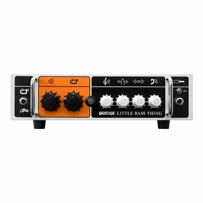 Orange Amps Little Bass Thing Bass Amp Head Amplifier, 500 Watt (NAMM Showpiece)