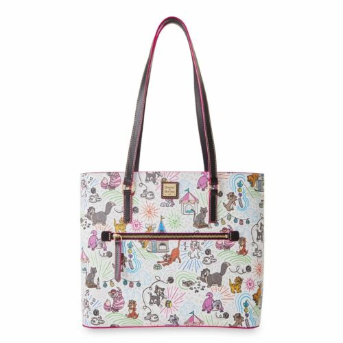 Disney Parks Dooney & Bourke DISNEY CATS TOTE NEW IN PLASTIC FREE SHIPPING
