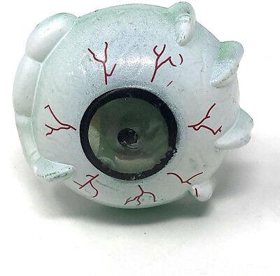 36 Verrückte Öffnung Augapfel Blitzlicht Led Plastik Finger Leuchtende Spielzeug ()