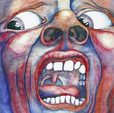 KING CRIMSON CD - IN THE COURT OF THE CRIMSON KING [REMASTERED](2004) - (In The Court Of The Crimson King Remastered)