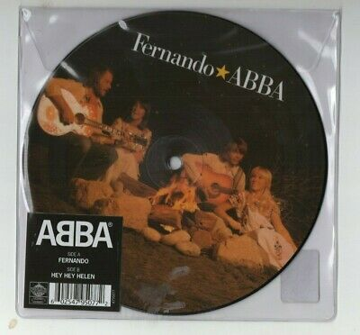 ABBA •• LIMITED PICTURE 7