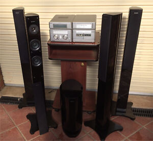 Sony surround sound system SS-T977 Narre Warren South Casey Area Preview
