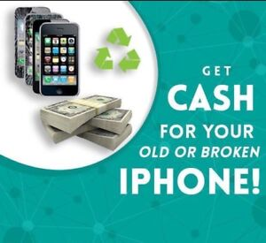 Buying your Broken iPhones