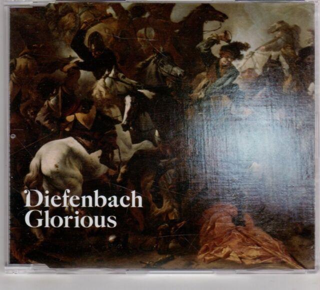 (GV201) Diefenbach, Glorious - 2005 CD