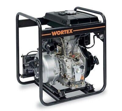 Power Pump Diesel WORTEX Hpw 50 And With Engine Hailin 6 HP Irrigation 400m
