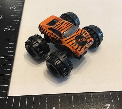 Micro Machines Ferrari 308 Car Orange/Black