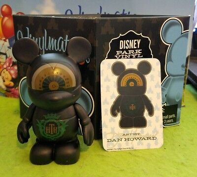 "DISNEY Vinylmation 3"" Park Set 4 Tower of Terror Elevator with Box and Card"