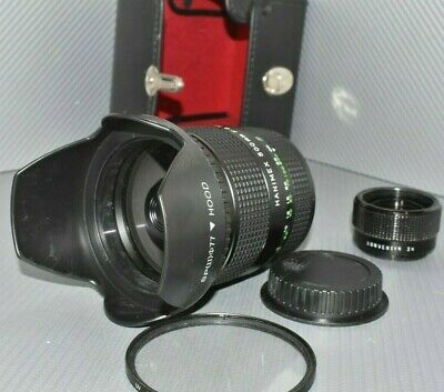 Nikon DSLR DIGITAL fit 500mm 1000mm mirror lens D3100 D3200 D3300 D3400 D3500 +