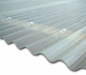 vetroresina ondulata ondulina neutro trasparente tettoie On vetroresina ondulata prezzo