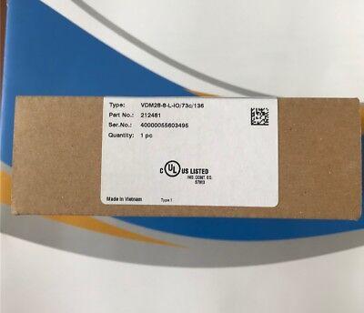 100 New Pepperlfuchs Pf Vdm28-8-l-io73c136 In Box