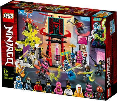 "🎈 LEGO® (71708) ""Gamer's Market"" Ninjago (SEALED) 🎈"