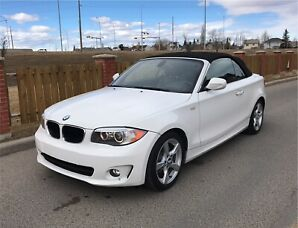 BMW 128i Convertible - White - 2012