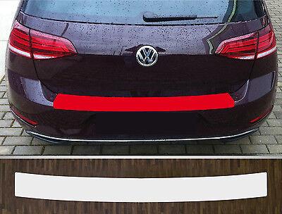 Lackschutzfolie Ladekantenschutz transparent VW Golf 7 Limousine Facelift 2017