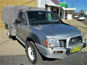 2005 Nissan Navara DX Single Cab Ute Walla Walla Greater Hume Area Preview