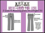 A Guide to Measuring Jeans For a Perfect Fit!