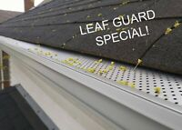 Guter Guard Professional Installation/Eavestrough Services