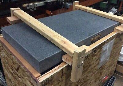 Standridge 50 X 24 X 4 Granite Surface Plate