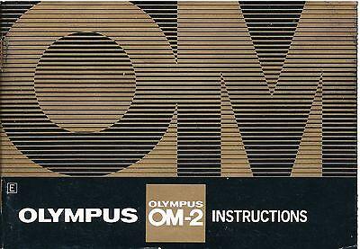 Инструкции и руководства OLYMPUS OM-2 SLR