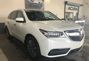 2014 Acura MDX Navigation Package, AWD, 3rd Row Seating,