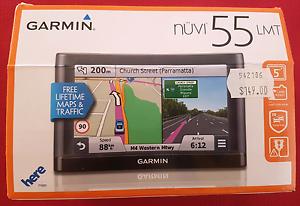 Garmin Nuvi 55 LMT Como South Perth Area Preview