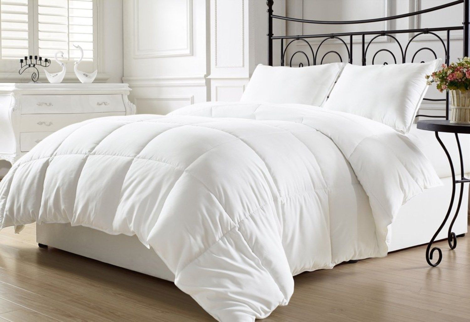 best down alternative comforter reviews 2017 buying guide
