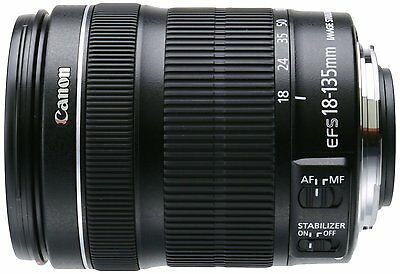 Canon 18-135mm f/3.5-5.6 EF-S IS STM Lens