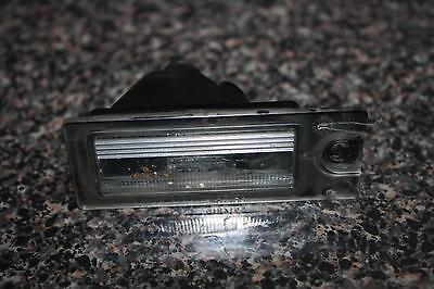 2002 VOLVO S60 2.4T AUTO TAILGATE HANDLE LAMP LIGHT 9187153 INSIDE OEM BLK  02