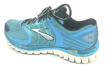 3546f3eb7d2a0 BROOKS MOGO BLUE RUNNING SHOES Women s Size 9.5 EURO 41