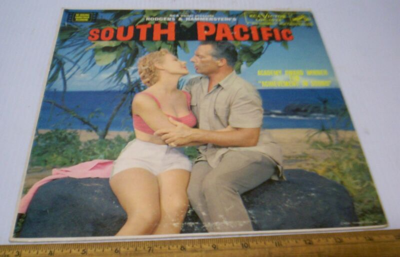 South Pacific - An Original Soundtrack Recording - Record Album