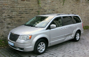 Chrysler Grand Voyager Town&Country Leder Kamera 7-Sitzer
