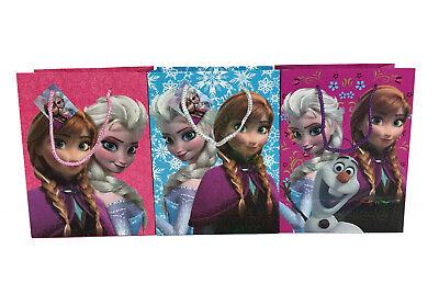Frozen Disney Paper Anna Else Birthday Goody Gift Loot Favor Bag Party Supplies  (Frozen Favor Bags)