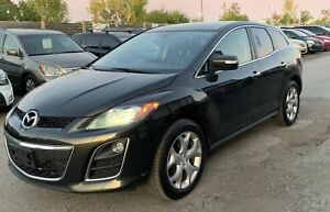 2011 Mazda CX-7 s Grand Touring AWD AWD **2011 MAZDA CX 7** ALL