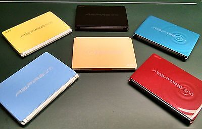 Acer Aspire One Mini Laptop 10 1  Led  1 Gb Ddr3  250 Gb Hdd   Used