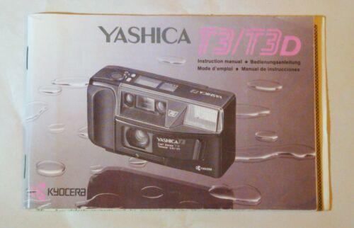 Yashica T3 user