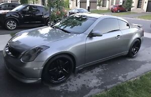 2005 G35 coupe for sale