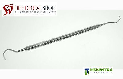 Dental Towner Jacquette U1530 Anterior Sickle Hygienist Periodontal Scalers New