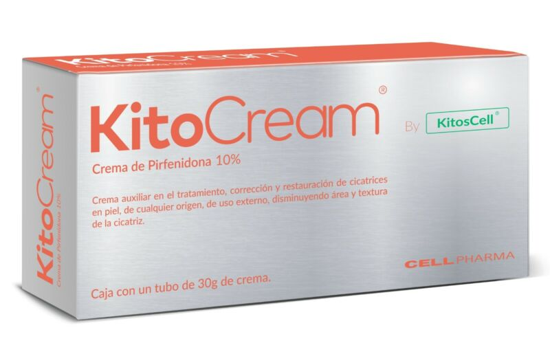 kito cream correction and restoration of scars 30 gr NEW!