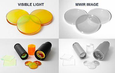 Usa 18mm Fl Fd 1.5 Co2 Znse Epilog Hobby Laser Lens 30-80w Cutter Engraver Gcc